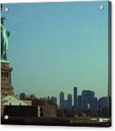 Statue Of Liberty 7 Acrylic Print