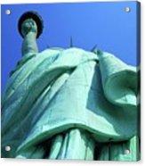 Statue Of Liberty 9 Acrylic Print