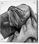 Statue Of Liberty, Arm, 2 Acrylic Print