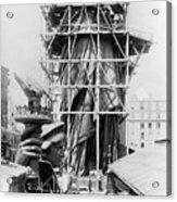 Statue Of Liberty, C1883 Acrylic Print