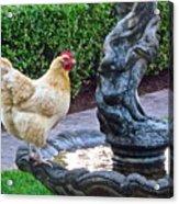 Statuesque Acrylic Print