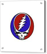 Steal Your Face Acrylic Print