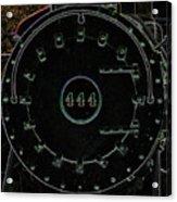 Steam Engine 444 Acrylic Print