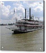 Steamboat Natchez 2 Acrylic Print