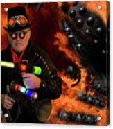 Steampunk Bob 12 Acrylic Print