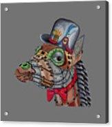 Steampunk G Acrylic Print