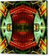 Steampunk Machination 4 Acrylic Print