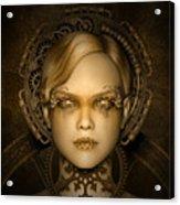 Steampunk Machine Acrylic Print