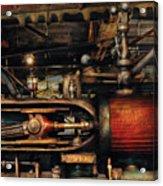Steampunk - No 8431 Acrylic Print