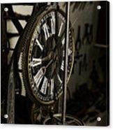 Steampunk - Timekeeper Acrylic Print