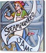 Steampunked Jams Acrylic Print