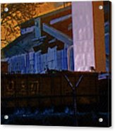 Steel City Cfi 4 Acrylic Print