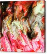 Steeplechase Acrylic Print