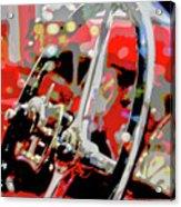 Steering Clear Acrylic Print