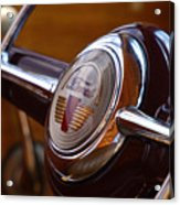 Steering Wheel Acrylic Print