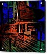 Steinway Piano Acrylic Print