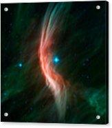 Stellar Winds Flowing Acrylic Print
