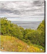 Stenshuvud Sea View Acrylic Print