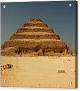 Step Pyramid 2 Acrylic Print