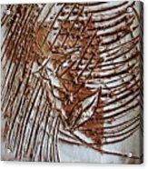 Stephen - Tile Acrylic Print