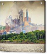 Stephen King Fog Plant Acrylic Print