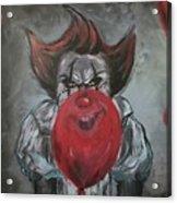 Stephen King It Acrylic Print
