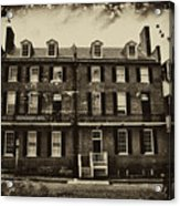 Stephenson's Hotel - Harpers Ferry Acrylic Print