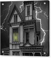 Stephenville Home Acrylic Print