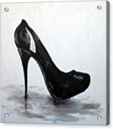 Stepping Out Acrylic Print