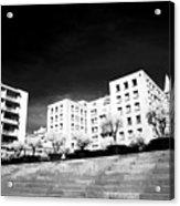 Steps In Marseille Acrylic Print