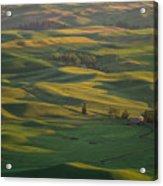 Steptoe Butte 9 Acrylic Print