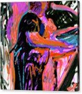Sterlin At Blue Nite Acrylic Print