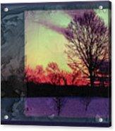 Stetson Overlook Acrylic Print