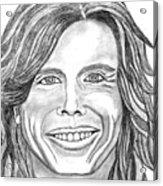 Steven Tyler 2 Acrylic Print