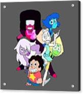 Steven Universo Acrylic Print