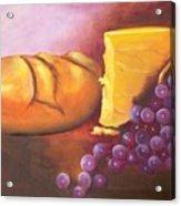 Still Life 1 Acrylic Print by Joni McPherson