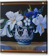Still Life 5, Your Lili  Acrylic Print