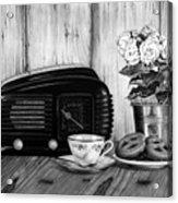 Still Life, Breakfast Acrylic Print