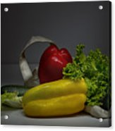 Still-life With Vegetables  Acrylic Print