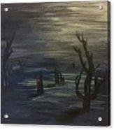 Still Of Night Acrylic Print
