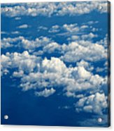 Still Riding The Clouds 3 Acrylic Print