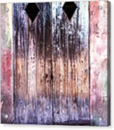 Still Standing In New Orleans Acrylic Print