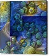 Stilleben Acrylic Print