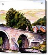 Stirling Bridge Acrylic Print