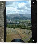 Stirling Canon Acrylic Print