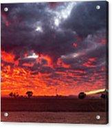 Stirling Ranges Sunrise Acrylic Print