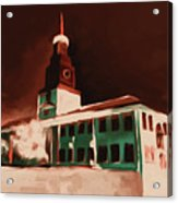 Stock Yards National Bank 537 3 Acrylic Print