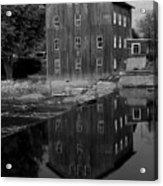 Stockdale Mill Acrylic Print