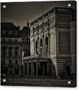 The Royal Swedish Opera Acrylic Print