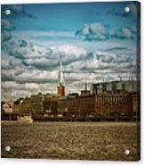 Stockholm Ix Acrylic Print